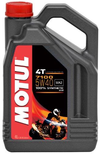 MOTUL 104087 7100 4T 5W-40 4 L