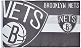 Forever Collectibles Flagge Brooklyn Nets, Mehrfarbig, FLG53UKNBHORNJN -