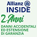 Allianz Inside, 2 Anni Copertura Danni accidentali per…