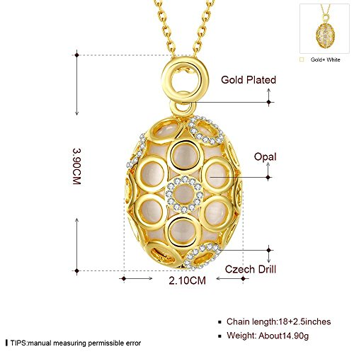 Fashionable Personality Pattern Elegant Generous Ms. Ms. Necklace , gold