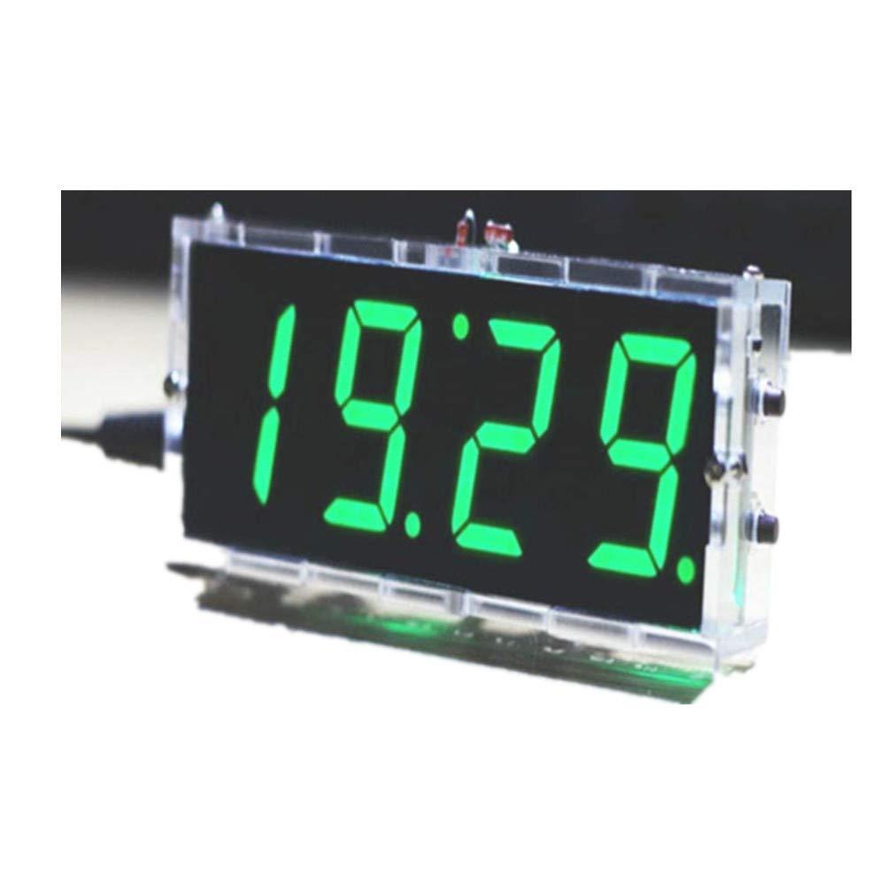 Digital Talking Control Temperature Transparent