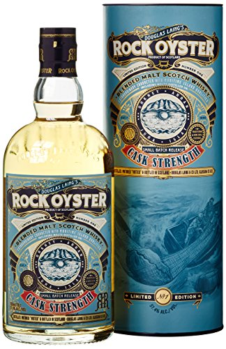 Rock Oyster Douglas Laing Cask Strength Limited Edition No. 1 mit Geschenkverpackung (1 x 0.7 l)