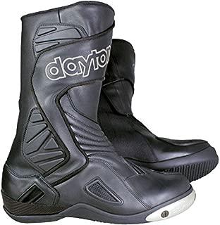 Daytona Evo Voltex Gore Tex Sport Black Leather Motorcycle Boot Size EU45, UK10