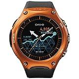 Casio Smart Outdoor Armbanduhr WSD-F10RGBAE, Quarzuhr mit Batterie, buntes Ziffernblatt aus Aluminium, Armband aus Gummi