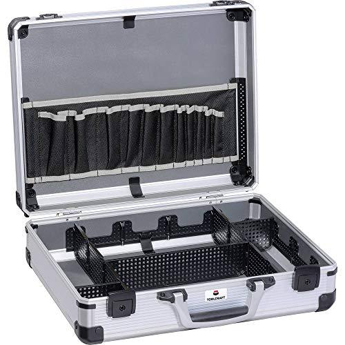 Toolcraft ALU WERKZEUGKOFFER 445 X 355 X 145 MM