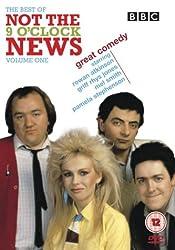 Not the Nine O�Clock News on DVD
