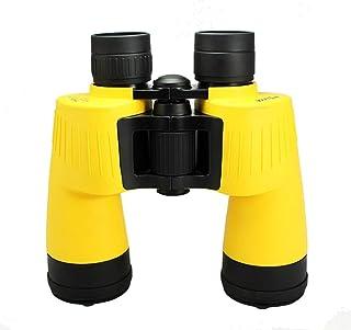 DYB Jumelles 10×50 compactes HD pour Enfants et adultes, télescope de repérage..