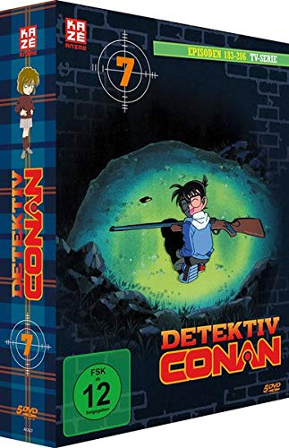 Detektiv Conan - TV-Serie - Vol.7 - [DVD]