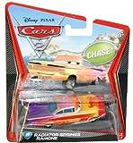 2012 Disney Pixar Movie Cars 2 Radiator Springs Ramone Chase Car by MATTEL