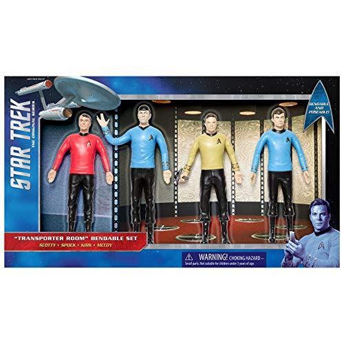 NJ Croce 3938 Star Trek TOS: Transporter Room Boxed Set, Standard