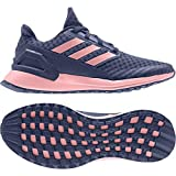 adidas Performance Kinder Sneaker Rapida Run blau/pink