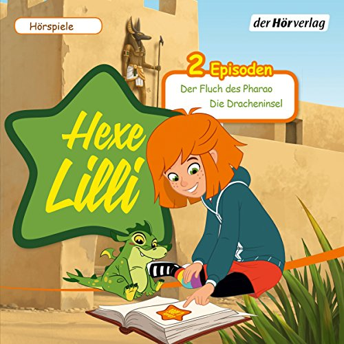 Der Fluch des Pharao & Die Dracheninsel     Hexe Lilli              By:                                                                                                                                 Eva Wehrum,                                                                                        Julia Rakotoniaina-Waldner                               Narrated by:                                                                                                                                 Daniela Golpashin,                                                                                        Paul Sedlmeir,                                                                                        Paul Jancak,                   and others                 Length: 55 mins     Not rated yet     Overall 0.0
