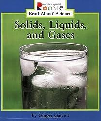 Solids, Liquids, and Gases book