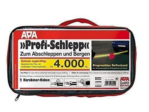 Mercedes-Benz APA 26050 Abschleppseil \'Profi-Schlepp\' bis 4.000 kg
