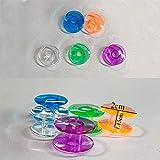 Zoom IMG-1 yeemeen 25pcs colorato bobine in
