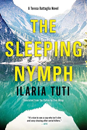 The Sleeping Nymph (A Teresa Battaglia Novel)