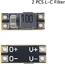 Crazepony L-C Power Supply Filter 1A 16V Input for Indoor and Outdoor FPV Mini Racing Drone 2pcs