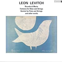 Chamber Music by LEON LEVITCH (1996-01-23)