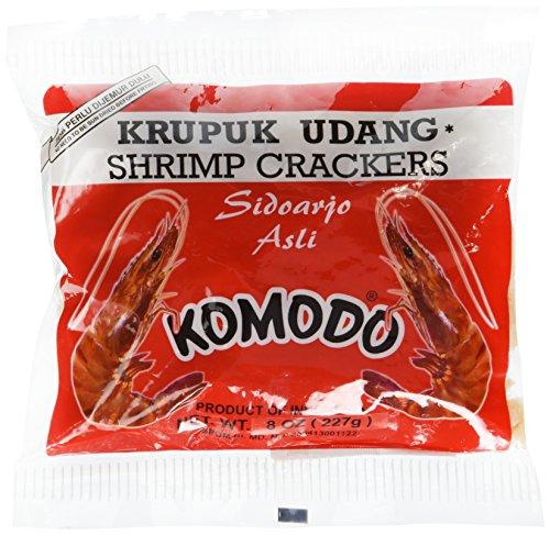 Komodo Krupuk Udang