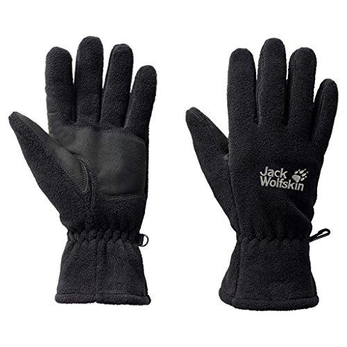 Jack Wolfskin Handschuhe Artist Glove, Black, L, 1900871-6000004