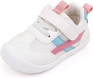 أحذية أطفال بنين بنات فيرست ووكرز كيوت أنيمالز حذاء رياضي للأطفال حديثي المشي نعل مطاطي