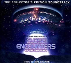 close encounters of the third kind music score