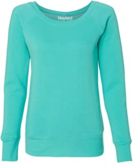 Women's Ridiculously Soft Off-The-Shoulder Sweatshirt