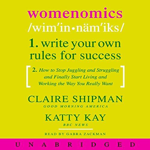 Womenomics cover art