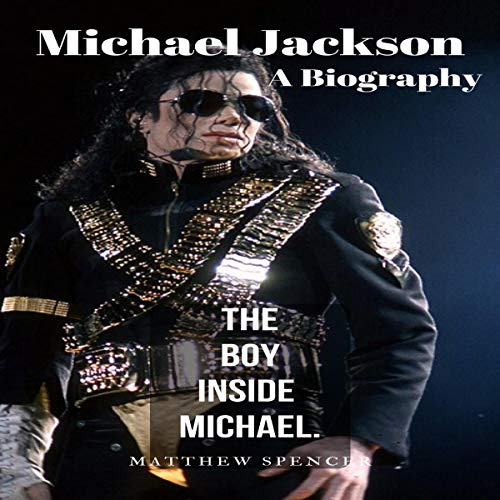 Michael Jackson: The Boy Inside Michael cover art