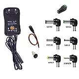 gutreise 30 W 100 - 240 V a 4,5 V, 3 V, 5 V, 9 V, 7.5 V, 6 V, 12 V UE Plug universale regolabile caricatore adattatore di AC/DC Switching Power Supply
