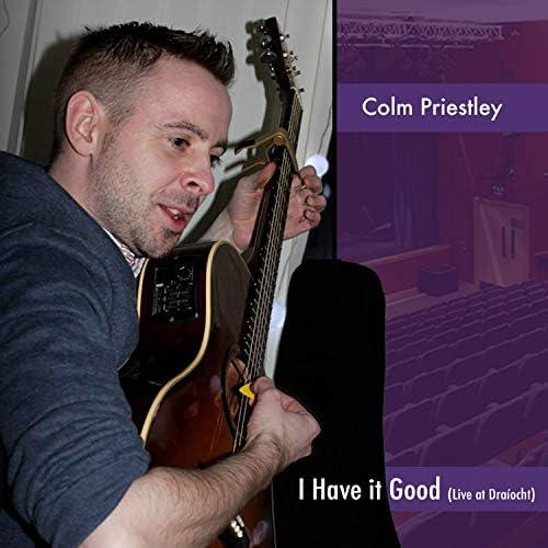 Colm Priestley