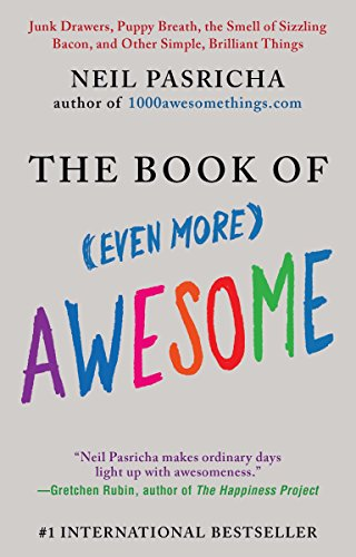 The Book of (Even More) Awesome: Junk Drawers, Puppy Breath, the Smell of Sizzling Bacon, and Other Simple, Brilliant Things (The Book of Awesome Series)