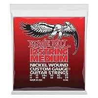 【正規品】 ERNIE BALL 2236 ギター弦 12弦 (11-52) NICKEL WOUND 12-STRING MEDIUM ニッケル・ワウンド・ミディアム