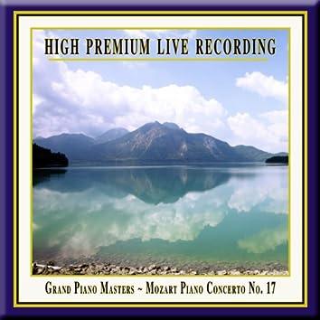 Mozart: Piano Concerto No. 17 in G Major, K. 453 (Live) - EP