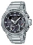 G-Shock Plata [Casio] Reloj G-Steel Estructura de protección núcleo de Carbono Solar GST-B200D-1AJF Hombres