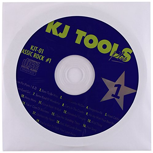 12 Disk Karaoke CDG KJ TOOLS Set 24…