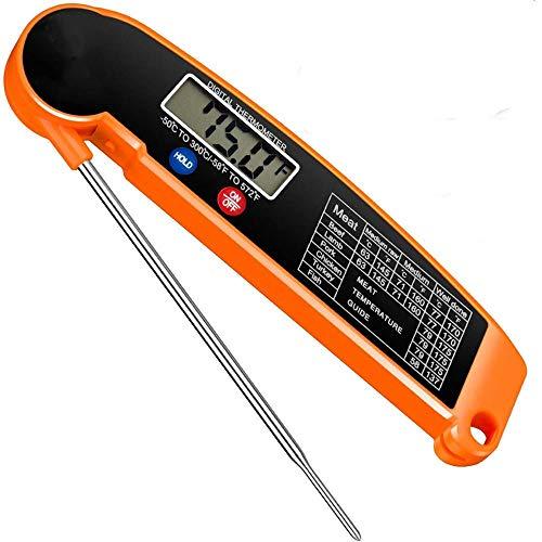 Termometro Cucina Digitale, Termometro da Cucina 3S Lettura Immediata, 5.8