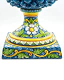 Zoom IMG-2 pigna siciliana grande in ceramica