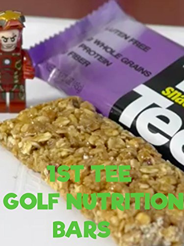 Review: 1st Tee Golf Nutrition Bars