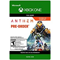Anthem Standard Edition for Xbox One by Electronic Arts Store [Digital Download]