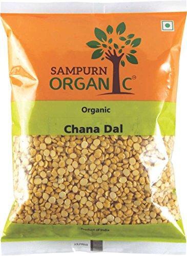 Sampurn Organic Chana Dal 500 g