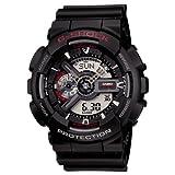 [カシオ] 腕時計 ジーショック GA-110-1AJF ブラック