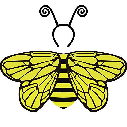 Fairy Bee Wing Costume