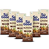 DELICIOUSLY NUTRITIOUS -So Good Almond Milk Chocolate is a unique formulation which extracts milk from almonds and uses the best imported cocoa powder to give you the perfect combination of goodness and richness of almonds, with the deliciousness of ...