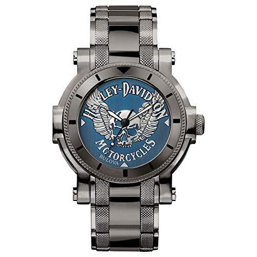 orologio solo tempo uomo Harley Davidson sportivo cod. 78A117