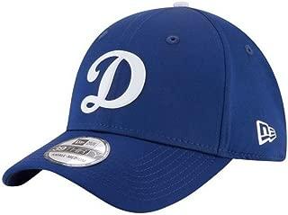 New Era Los Angeles Dodgers 2018 On-Field Prolight Batting Practice 39THIRTY Flex Hat – Blue