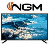 NGM 40' 4001 MONITOR PC LED TV 40 POLLICI FULL HD DLED DVB-T: DVB-T2/S2/C HDMI USB 2.0 Slot CI+ INTERFACCIA PC VGA