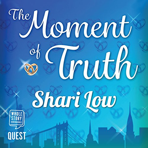 The Moment of Truth audiobook cover art