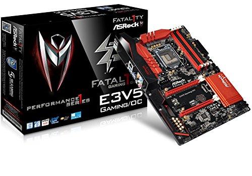Asrock E3V5 Gaming/OC S1151 Intel C232 4xDDR4