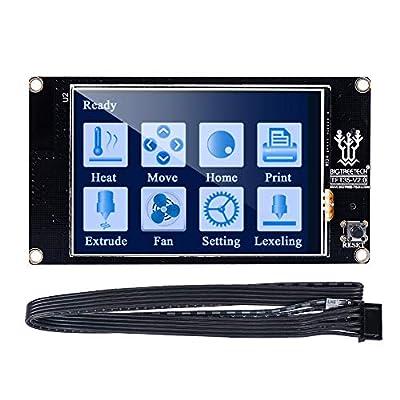3DPrinterPartsTFT35V2.0TouchScreenDisplay3.5InchRepRapSmartControllerPanelCompatiblewithSKR V1.3/SKR V1.4ControlBoard